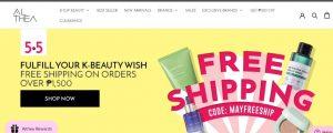 althea_korea _ beauty products