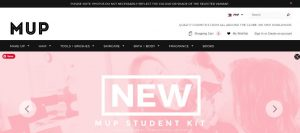 MUP -  beauty products