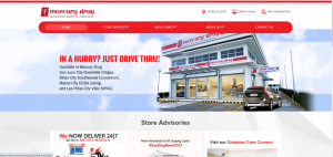 Mercury drug drugstore Philippine
