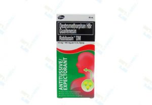Robitussin DM 60ml cough, cold & flu for kids