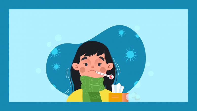 coronavirus symptoms vs flu symptoms