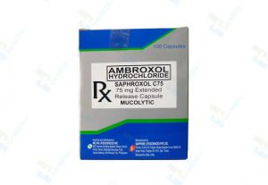 Saphroxol cough syrup