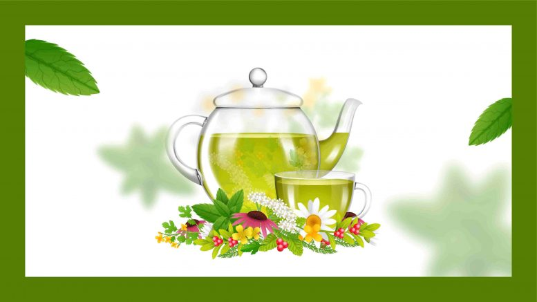 Herbal Teas for Soothing Anxiety, Stress Relief