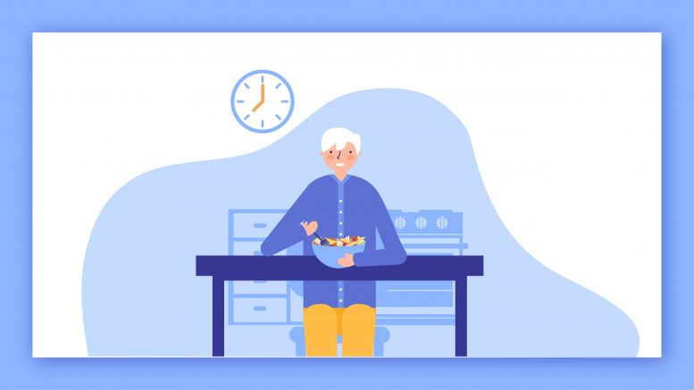 Eating Foods for Older Adults