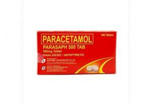 Parasaph 500mg