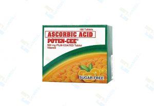 Potencee Sugar-Free 500mg