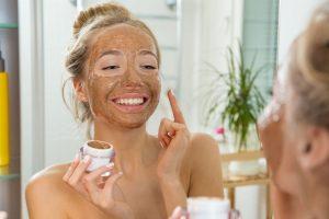 Skin scrub