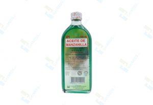 Aceite de Manzanilla oil