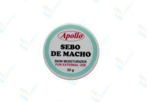 Apollo Sebo de Macho