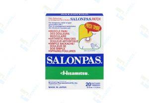 Salonpas Patch