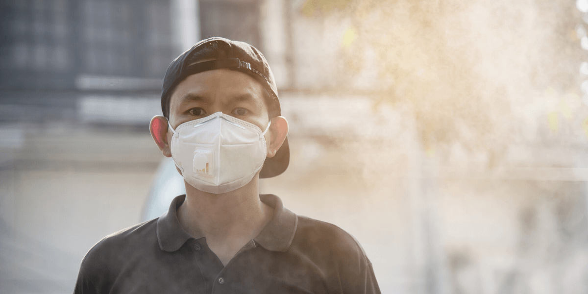What is The Link Between Air Pollution And COVID-19 Death Risk?