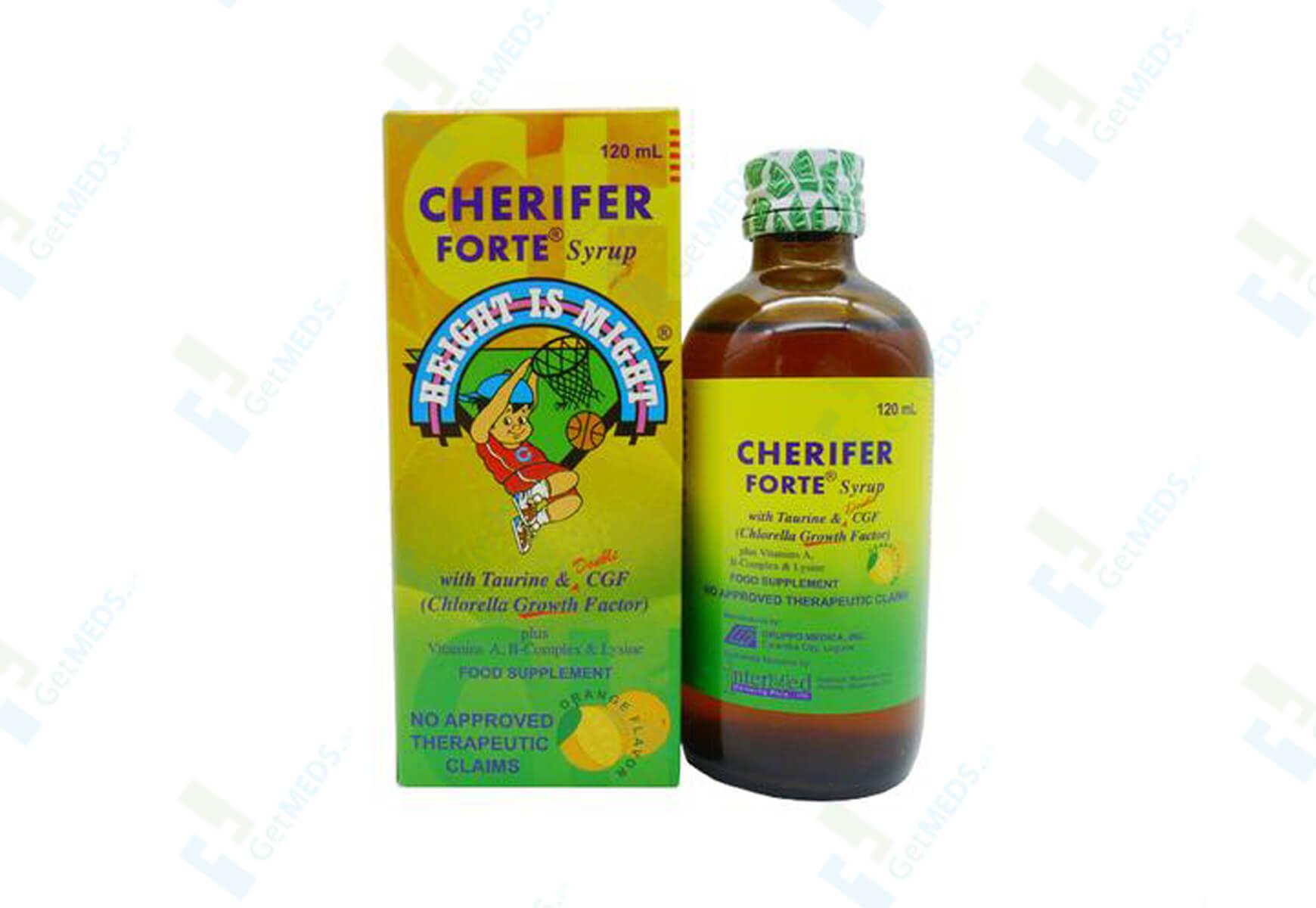 Cherifer Forte