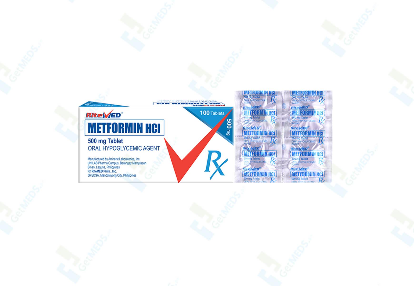 RiteMed Metformin