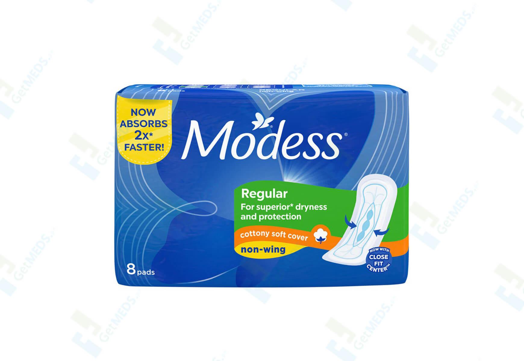 Modess Regular Non-wing