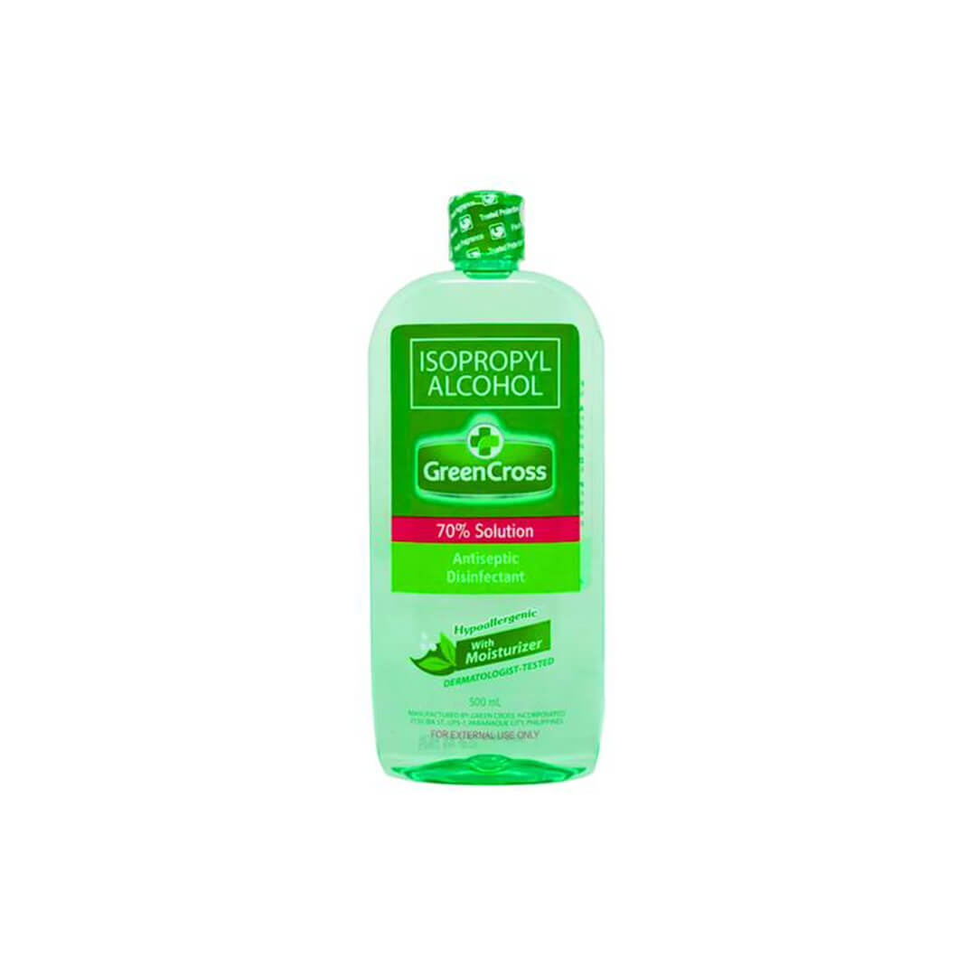 GreenCross 70% Isopropyl alcohol