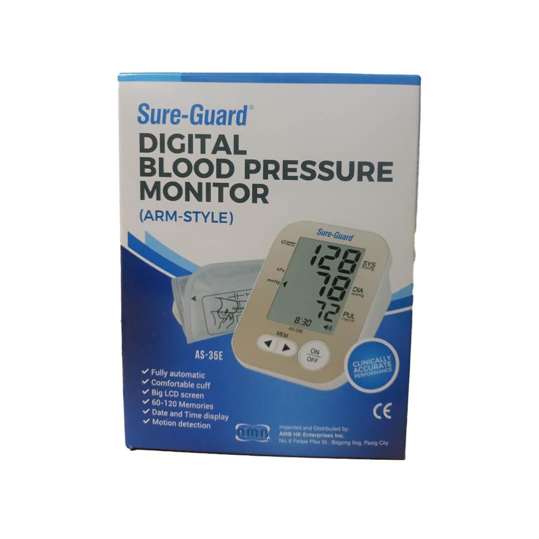 Sureguard Digital BP Monitor