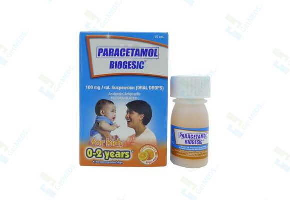 Biogesic Infant