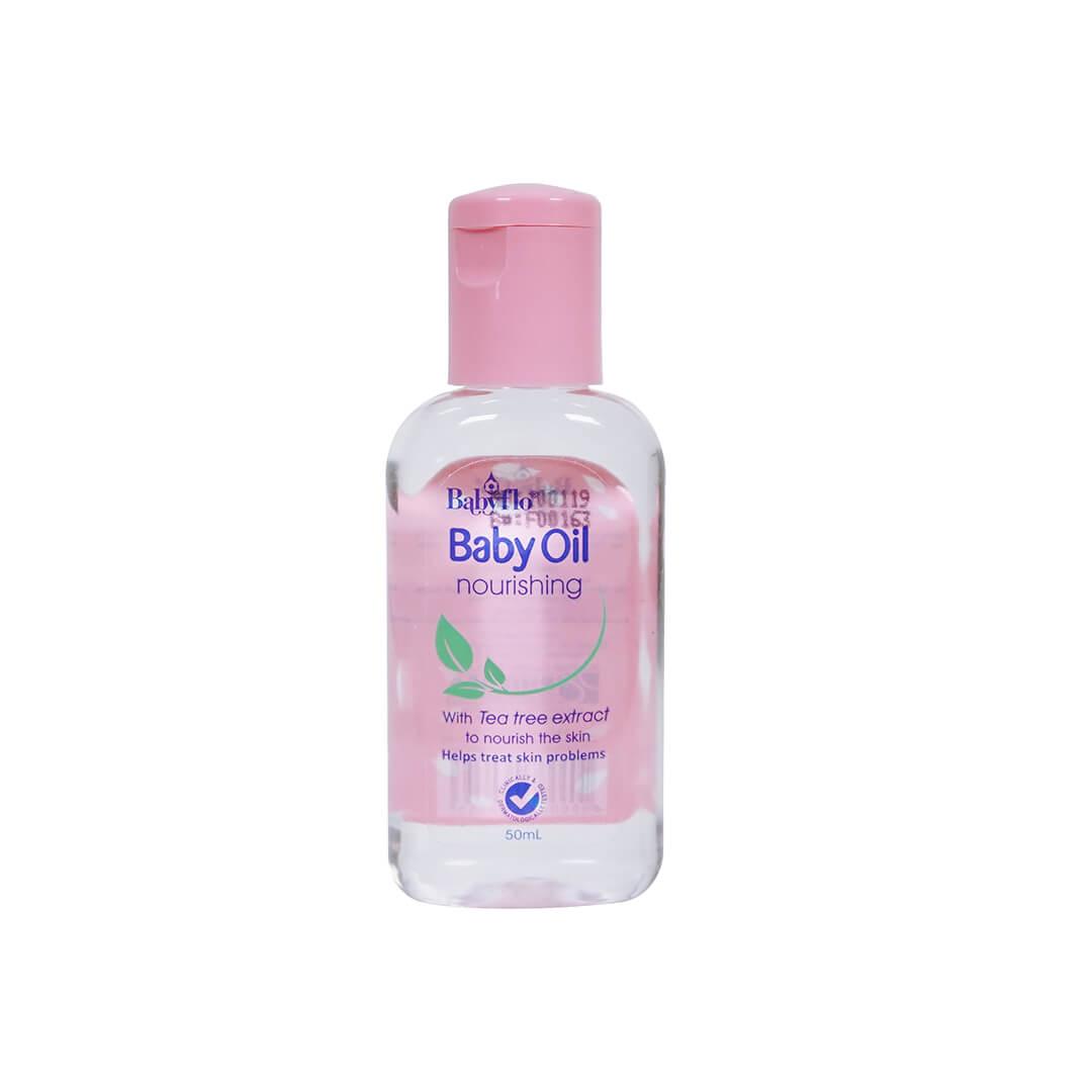 Babyflo Nourishing Baby Oil