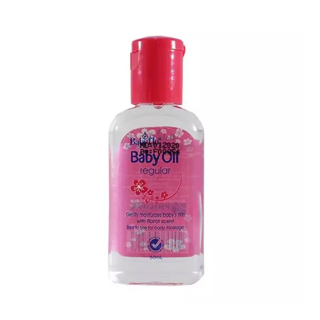 Babyflo Regular Baby Oil