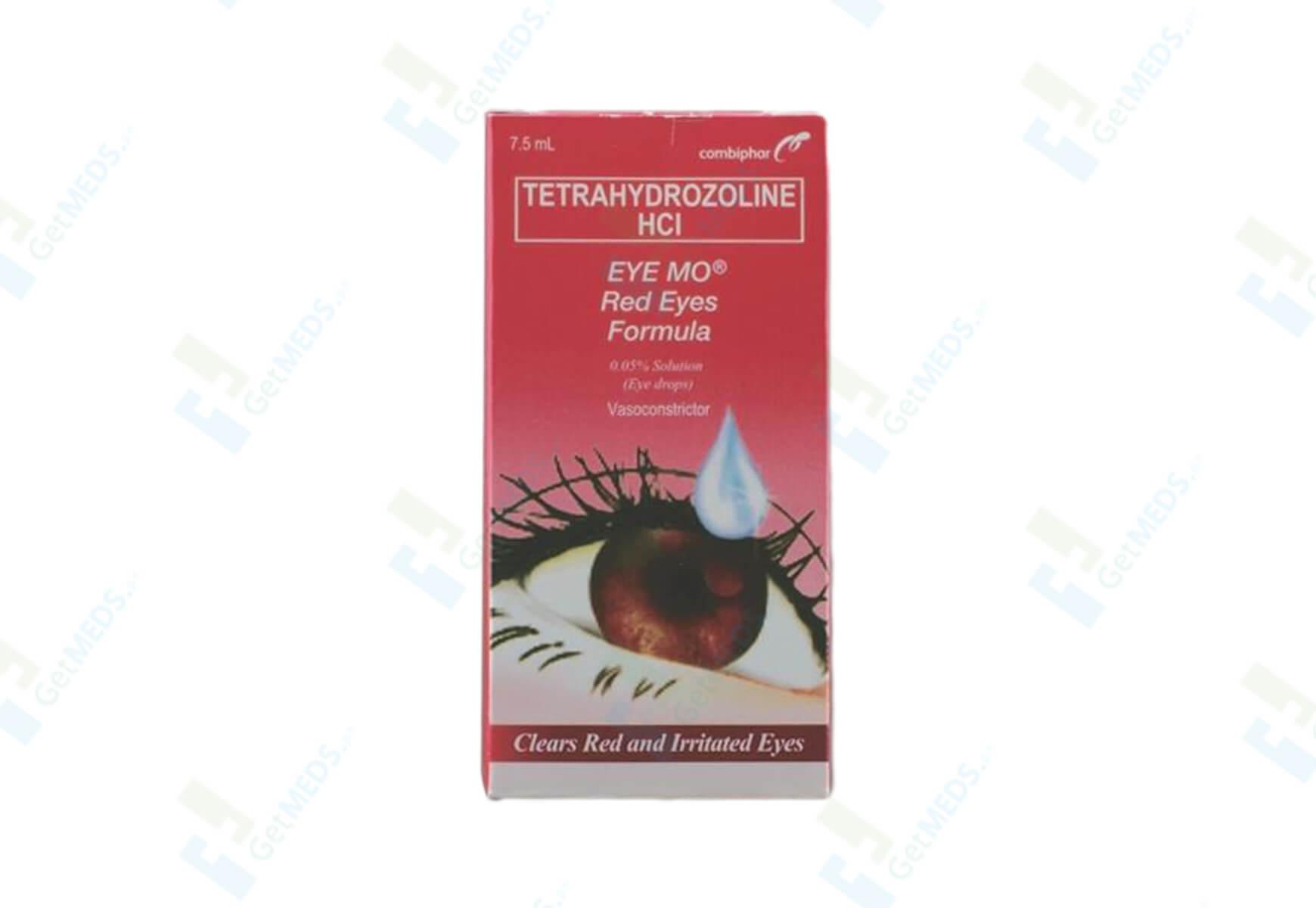 Eye Mo Red Eyes Formula