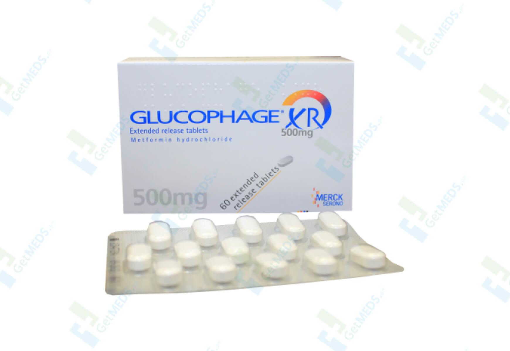 Glucophage XR