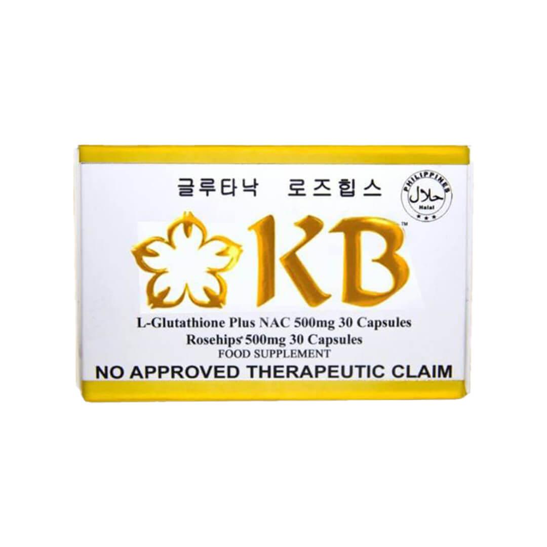 KB Glutathione Capsule