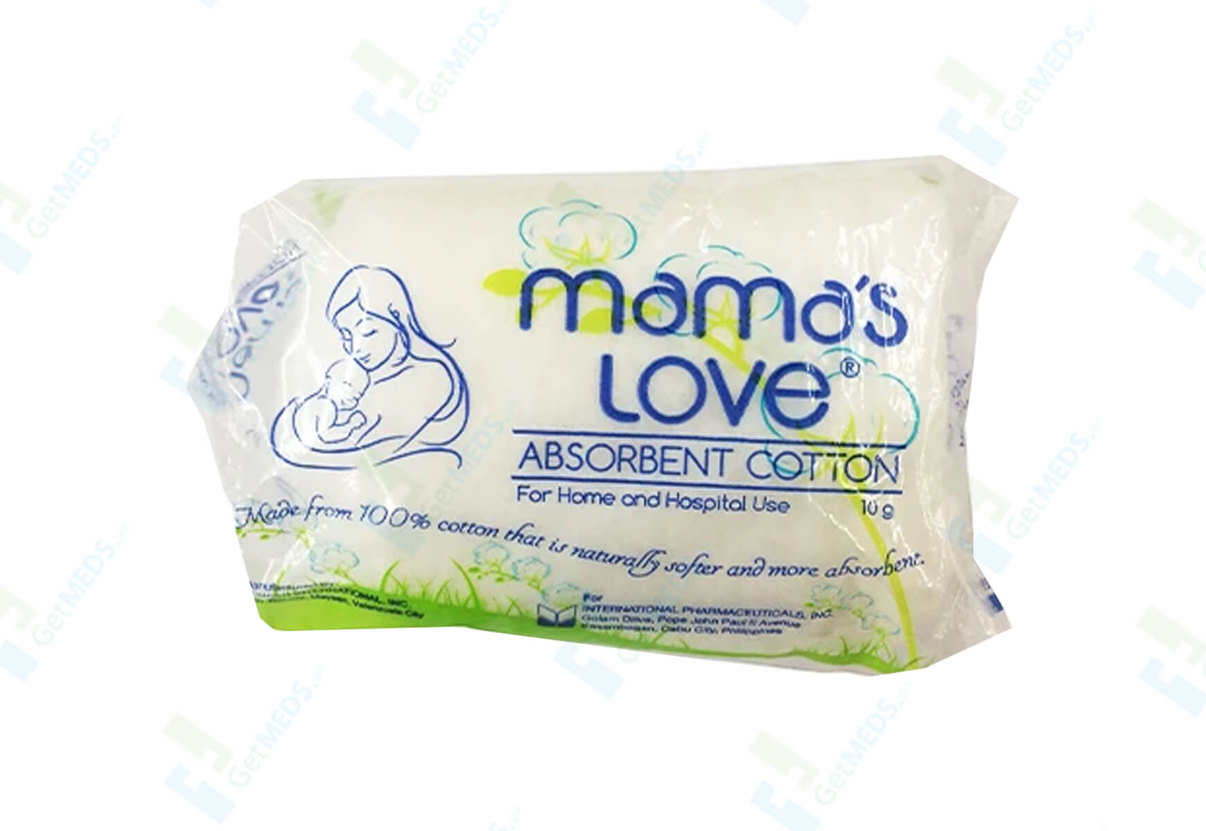 Mama's Love Absorbent Cotton Roll