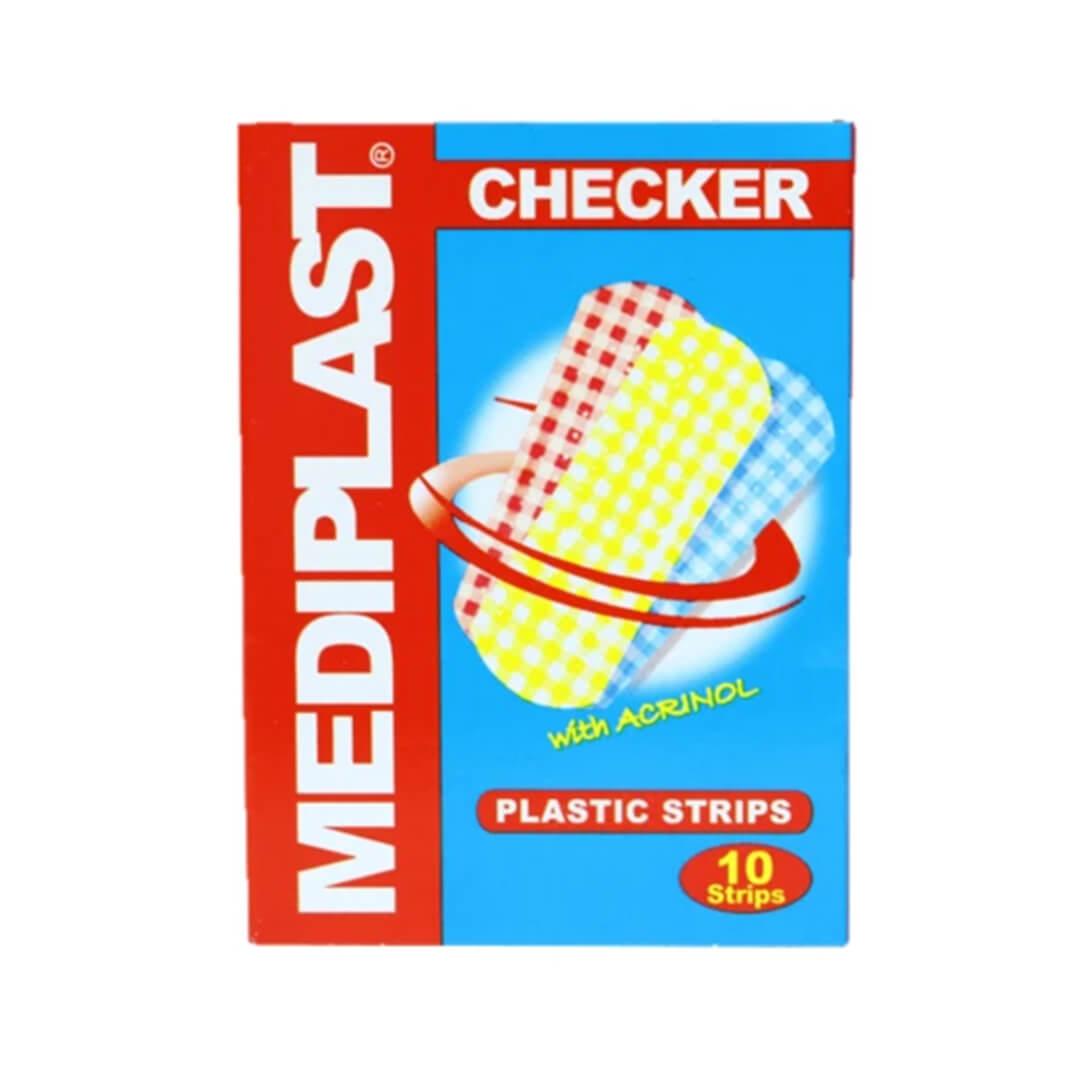Mediplast Checkerstrips