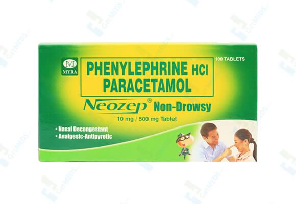 Neozep Non-Drowsy