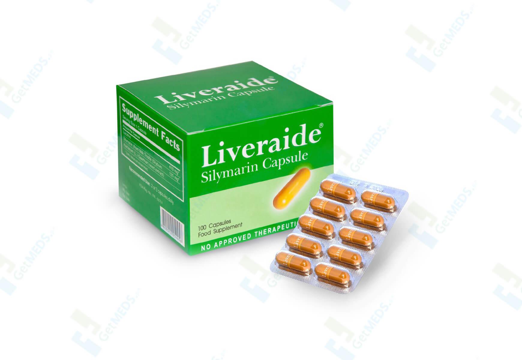 Liveraide