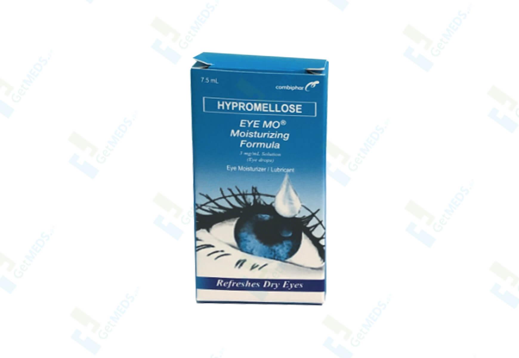 Eye Mo Moisturizing Formula