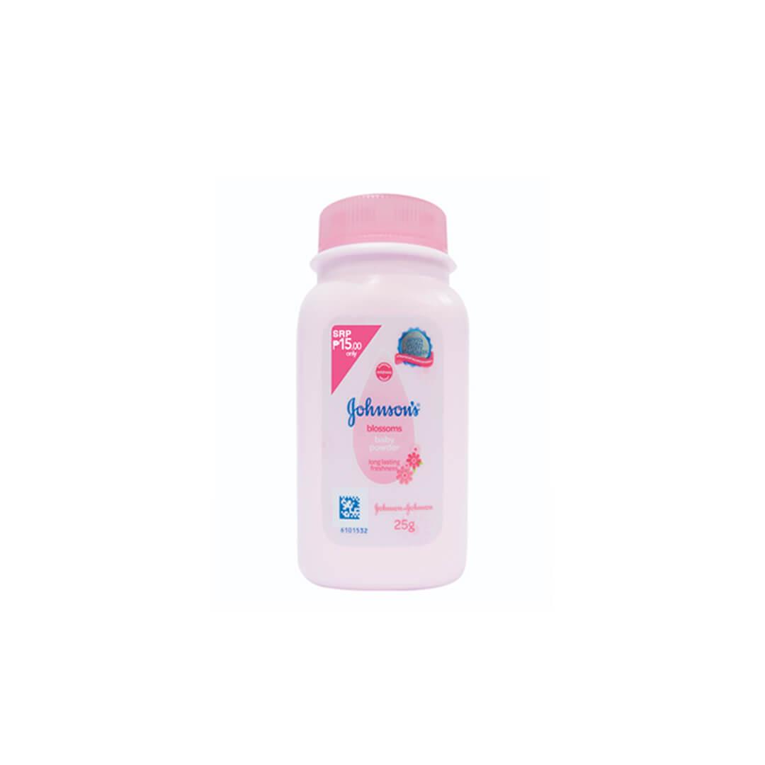 Johnson's Pink Blossom Powder