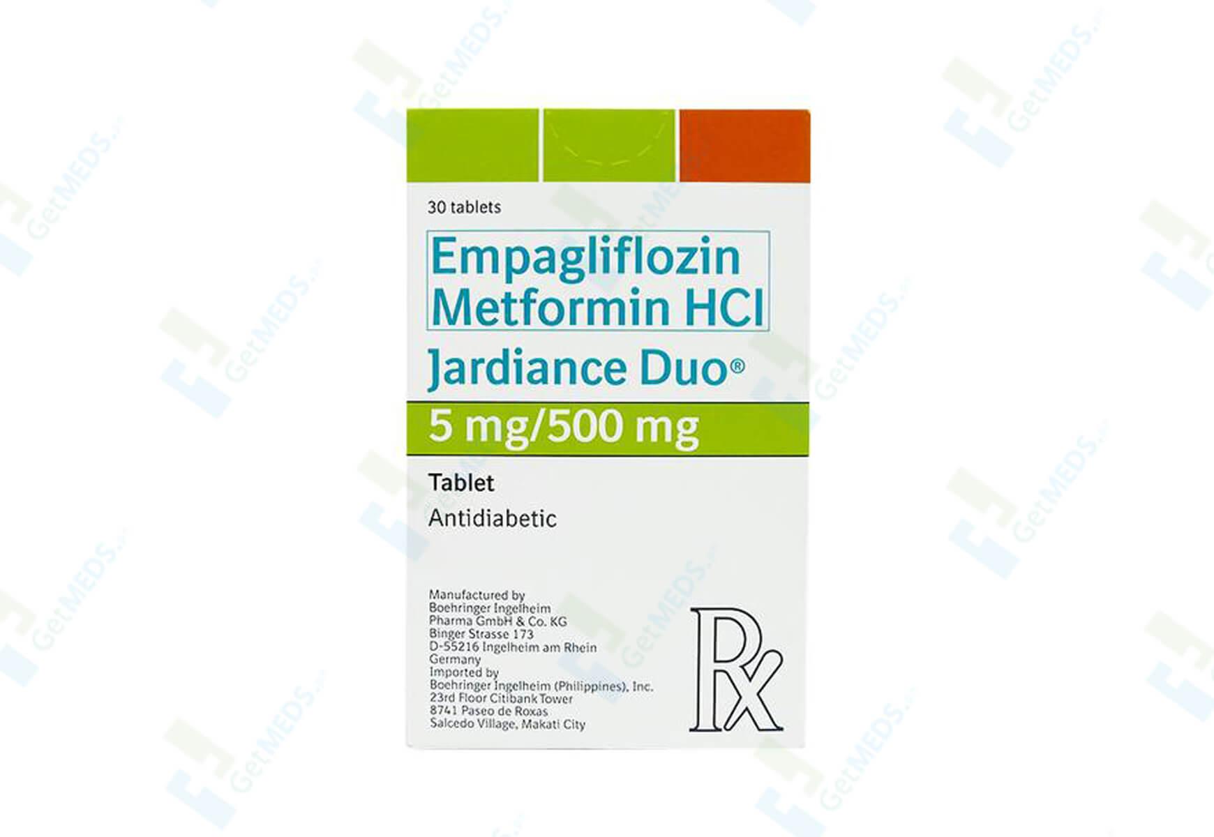Jardiance Duo