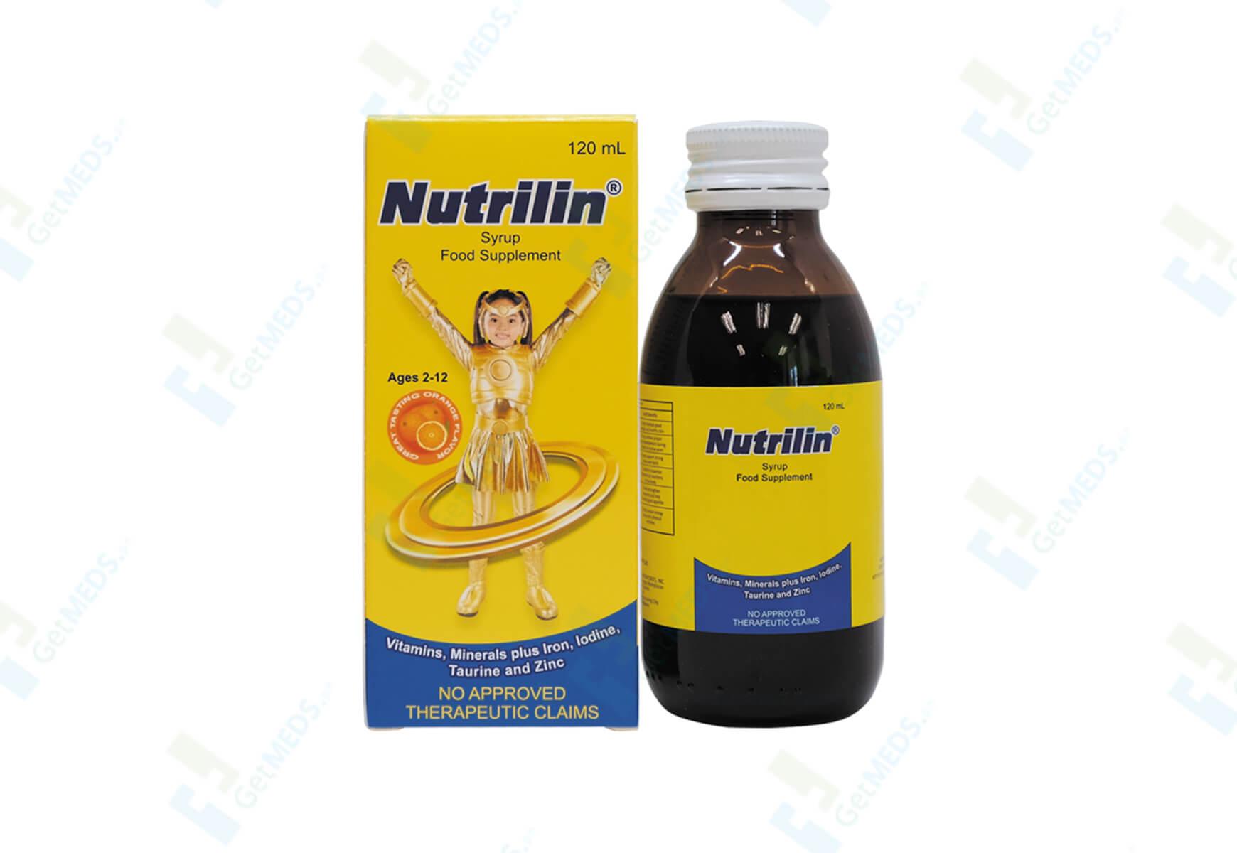 Nutrilin Syrup