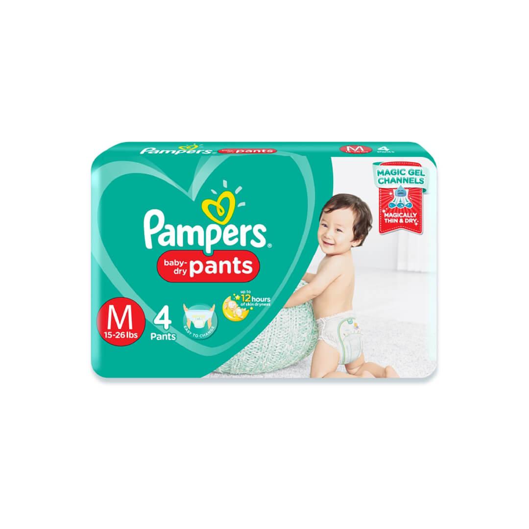 Pampers Baby Dry Medium